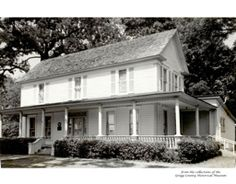 Our new baby - the Teague House in Longview, TX  1873 or earlier... Historic Preservation.
