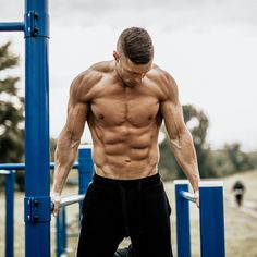 Young man doing dips in the local park Ab Workout For Women At Home, Workout Videos For Women, Workout Routines For Women, Workouts For Teens, Workout For Beginners, Ab Workout In Bed, Ab Workout With Weights, Abs Workout Video, Ab Workout Men