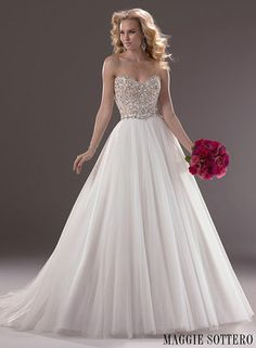 Maggie Sottero Fall 2013 | Wedding Dresses, Bridesmaid Gowns, Mother of the Bride Dresses, Prom Dresses - Charlotte's Weddings and More - (5...