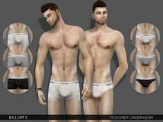 Sims 4 CC's - The Best: Creations by Bill Sims