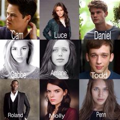 Is the movie going to cover fallen or fallen and torment because of Todd