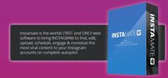 Instamate Review  Instantly Manage and Schedule Updates All Your Instagram Accounts and Monitize The Most Viral Content To Your Instagram Accounts On Complete Autopilot