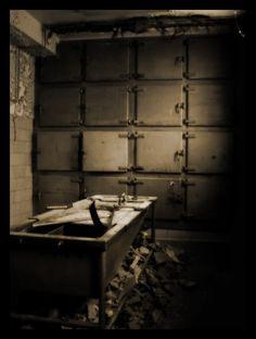 Examination room from 30's asylum