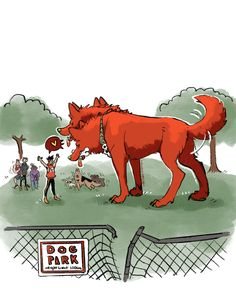 Cerberus, Dog Park, Hades, Big Dogs, Have Time, Supernatural, Pony, Moose Art, Things To Come