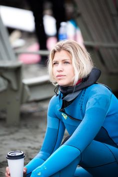 5128f43574 Rosy Hodge - South African ex WCT campaigner and she totally rips the roxy  blue wetsuit. Such a cool chick.