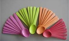 biodegradable spoon - Bing Images