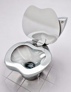 iPoo toilet. it looks cute <3