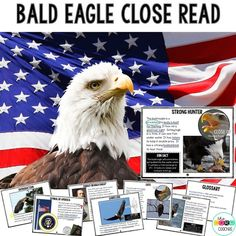 Wow!!! This is a true close read.  AMAZING! Students love learning about Bald Eagles with this unit. Accessible text included!