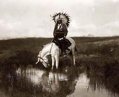 authentic american indian photos