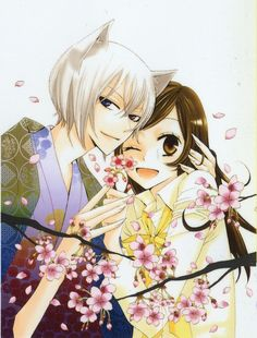 kamisama kiss - love this Manga