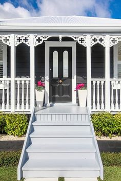 Search residential properties for sale on Trade Me Property, New Zealand's number one real estate website. Front Stairs, Front Entrances, House Front, The Hamptons, Property For Sale, Gazebo, Villa, Real Estate, Outdoor Structures