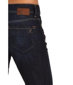 Mavi Jeans Molly Mid-Rise Bootcut in Rinse St. Tropez Rinse St. Tropez -