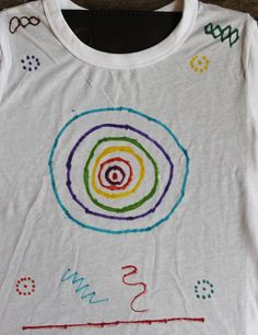 Now you can tie dye a tee in five simple steps without a big mess.