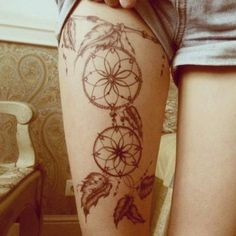 30 Dreamcatcher Tattoo Designs And The Meaning Behind Them