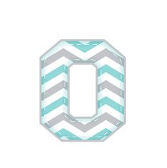 Chevron Azul, Elephant Baby Showers, Baby Elephant, Baby Boy Shower, Letras Baby Shower, Moldes Para Baby Shower, Cool Lettering, Alphabet And Numbers, Crafts To Make