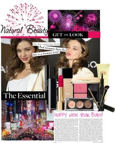 """New Year's Eve makeup"" by sellyna ❤ liked on Polyvore"