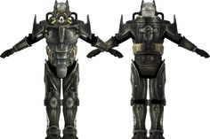 Enclave power armor (Fallout 3)