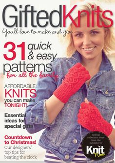 Knit Now Magazine Issue 38 2014 (2) - 紫苏 - 紫苏的博客