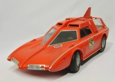 Building the Patrol Car from Gerry Andersons Captain Scarlet