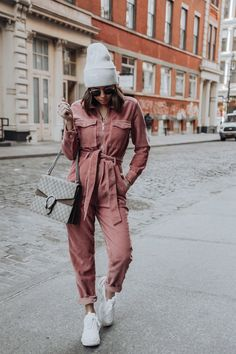 Jumpsuit obsessed Jumpsuit obsessed – Flaunt and Center Nyc Fashion, Cute Fashion, Fashion Outfits, Womens Fashion, Fashion Beauty, Classic Fashion, Fashion Clothes, Fashion Tips, Fashion Trends