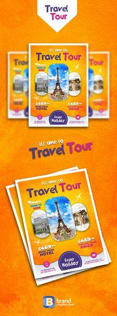 travel tour flayer,Poster