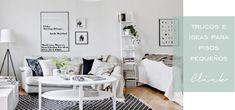 Trucos para decorar pisos pequeños : via La Garbatella