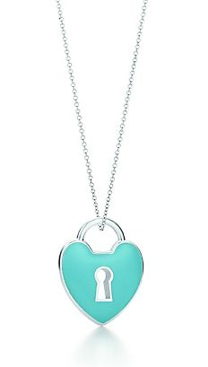 Tiffany and Co.  Yayyyyyy, eventhough i want the turquoise key to my heart