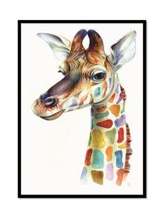 Quadro Girafa | Fábrica9