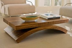 Wooden Living Room Table elements can add a touch of favor and design to any home. Wooden Living Room Table can imply many issues to many individuals… Wooden Coffee Table Designs, Solid Wood Coffee Table, Unique Coffee Table, Contemporary Coffee Table, Rustic Coffee Tables, Cool Coffee Tables, Coffe Table, Creative Coffee, Table Tray