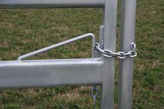 Cattle Yard Gate Chain Catch