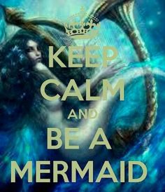 Mermaids are just amazing I don't care if u don't believe I do