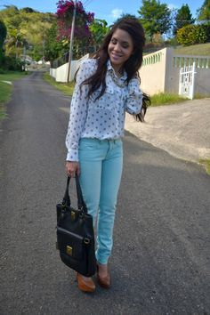 Fashioddict | Love her trendy (but modest) style