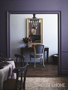 Photo Gallery: Purple Rooms   House & Home