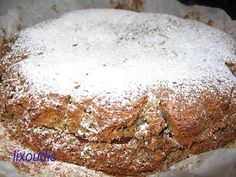 Cooking Cake, Banana Bread, Lemon, Desserts, Food, Cakes, Breads, Greek, Tailgate Desserts