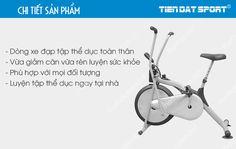 Xe đạp tập thể dục đang hot trên thị trường