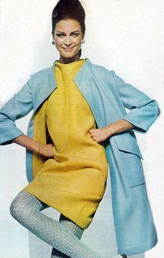 Photo by Bert Stern Vogue 1967