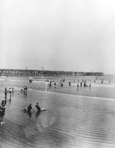 1890's Long Beach pier.