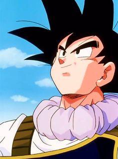 Goku returns to Earth after his time on Yardrat. #pinnedfromToniZibert