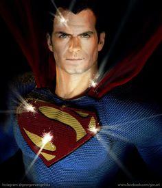 Superman, by George Evangelista