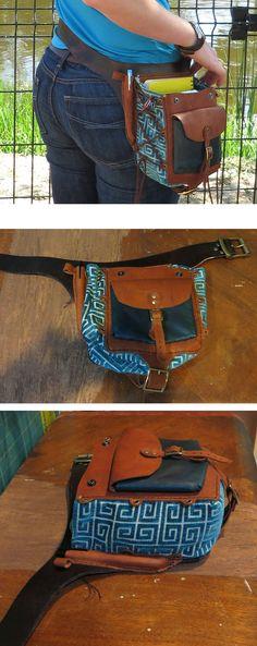 Belt bag #2 by danaan-dewyk on deviantART