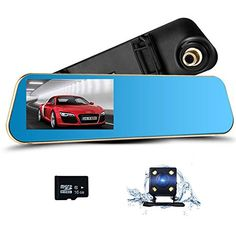 Podofo Dual Lens Dash Cam Car Camera Full HD 1080P Vehicle Video Recorder with 4.3-inch Rear View Mirror Front and Rear DVR 16GB Micro SD Card Included https://wirelessbackupcamerareviews.info/podofo-dual-lens-dash-cam-car-camera-full-hd-1080p-vehicle-video-recorder-with-4-3-inch-rear-view-mirror-front-and-rear-dvr-16gb-micro-sd-card-included/