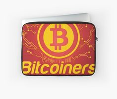 Creative Bitcoin Network by Gordon White | Laptop Sleeve Available in 3 Sizes @redbubble  ---------------------------  #redbubble #bitcoin #btc #sticker #laptopsleeve #macbook  ---------------------------  https://www.redbubble.com/people/big-bang-theory/works/25889584-creative-bitcoin-network?asc=u&p=laptop-sleeve&rel=carousel