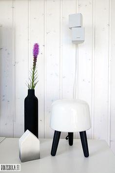 . Decor, Furniture, Stool, Lamp, Home Decor
