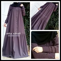 Abaya Fashion, Skirt Fashion, Fashion Outfits, Muslimah Clothing, Hijab Evening Dress, Hijab Style Dress, Modele Hijab, Mode Abaya, Muslim Women Fashion