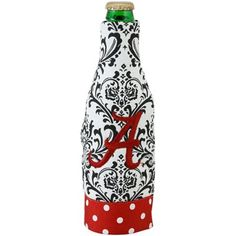 Alabama black wallpaper bottle coolie