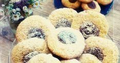 ciastka, ciasteczka, kasza manna Bread Cake, Muffin, Food And Drink, Cooking Recipes, Favorite Recipes, Sugar, Cakes, Breakfast, Fit