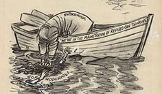 Extremism - Enduring Outrage: Editorial Cartoons by HERBLOCK   Exhibitions - Library of Congress