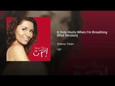 It Only Hurts When I'm Breathing (Red Version) - YouTube