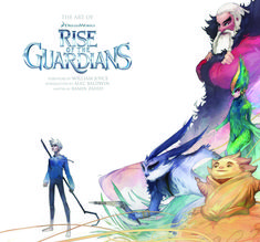 rise of the guardians concept art | The Art of Rise of the Guardians (The Art of Dreamworks)