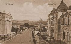 Râmnicu Vâlcea s-a aflat sub ocupaţie germană timp de doi ani, începând cu luna noiembrie a anului 1916. Venirea armatei germane în oraş a însemnat raţionalizarea consumului, speculă şi, totodată, mai multe taxe şi impozite pentru râmnicenii care nu au apucat să părăsească oraşul.